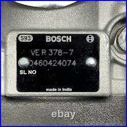 Fuel Injection Pump Fits Case 580 Backhoe Engine 0-460-424-074 (J9144873917528)