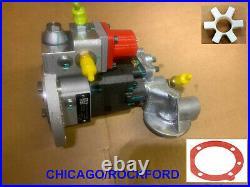 Fuel Pump For Cummins Engine N14, M11, QSM11 ISM11with base filter