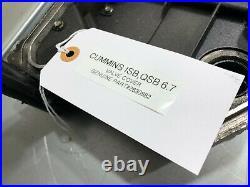 Genuine Cummins 6.7 QSB Diesel Engine Valve Cover 2830882 OEM