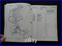 Genuine Cummins 6c 6ct 6cta8.3 Series Diesel Engine Parts Manual Catalog Nice