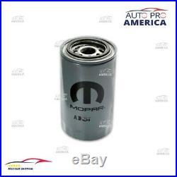 Genuine Mopar 2010-2018 Ram 2500 3500 4500 5500 Cummins 6.7l Diesel Filter Kit