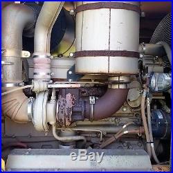 Genuine Tigercat 480 Mulcher Cummins Qsx15 Diesel Engine
