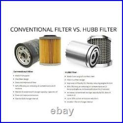 HUBB 8505 Lifetime Reusable Oil Filter 1989-2018 Dodge 5.9L/6.7L Cummins Diesel