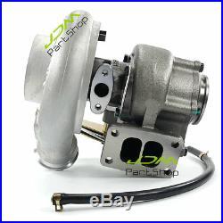 HX35W 3539369 Diesel Turbo T3 Flange For 1996-1998 Dodge RAM 2500 3500 6BT 5.9L