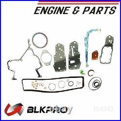 Lower Engine Gasket Set For dodge RAM Cummins 5.9 QSB ISB 5.9L 3800487 98.5-02