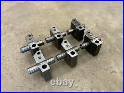 Machined Rocker Arm Pedestals for 89-98 12 Valve Dodge Ram Cummins Diesel 5.9L