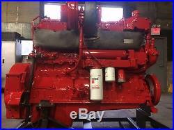 N14 N-14 G2 Cummins Diesel Industrial Engine Remanufactured Mechanical