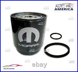 NEW OEM MOPAR 13-18 DODGE RAM 6.7L Diesel CUMMINS Engine Fuel Filter 68197867AB