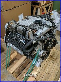 NISSAN CUMMINS DIESEL ENGINE 5.0L 2016 2017 TITAN VIN B 4th Digit XD 0MI