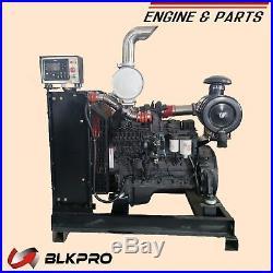 New Cummins 160 HP POWER UNIT Engine complete original Set 5.9L B5.9 6B No Core