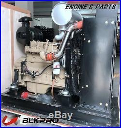 New Cummins 180 HP POWER UNIT Engine complete original Set 5.9L B5.9 6B No Core