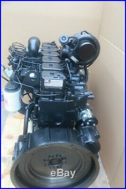 New Engine Kit B5.9 5.9L 6BTA-C180 110HP To 205 HP For Agriculture earth moving