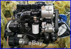 New Engine complete Kit Original DCEC Cummins 3.9L 4B3.9 Case 125 HP No core Cha