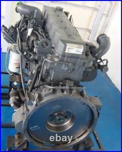New Genuine Cummins Engine Assembly Motor 6bt 5.9L 24valves-150hp cpl3815- 2015