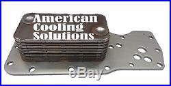 New Oil Cooler & Gasket Kit 3975818 for Dodge Diesel 2007.5+ 6.7L Cummins Engine