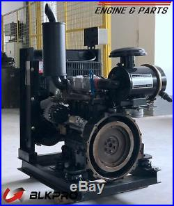 New PERKINS Power Unit 403C-15 CAT 3013 C1.5 3 Cylinder ENGINE COMPLETE NO CORE