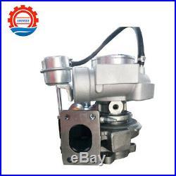 New Turbocharger HX25W 4047259 4BTA CUMMINS Diesel Case Engine