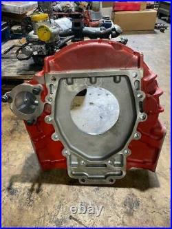 OEM Cummins ISX15 Diesel Engine Flywheel Housing, 3695288, 3695287