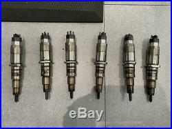 OEM Cummins QSB 6.7L Diesel Engine Fuel injectors, 5263262, CM850, CM2850