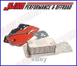 OE Engine Oil Cooler & Gasket Kit For 07.5+ Dodge Ram 6.7 6.7L Cummins Diesel