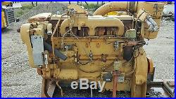 Old cummins motor engine blower super charger nhs NHS-6-1F iron lung 220 nh220
