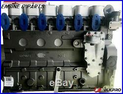 Original DCEC Cummins Long Block For Dodge 5.9 Cummins VP VE Rotation Pump