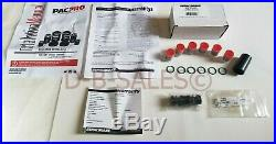 PACPRO 3/4k Governor SPRINGS + 191 Valves with SNAP ON Socket 94-98 Cummins 12V