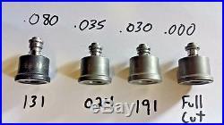 PERFORMANCE CUT DELIVERY VALVES for 94-98 Dodge Cummins 5.9L 12V Diesel P7100