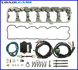 Pacbrake P67 Load Leash Engine Brake Kit For 2014-2018 Dodge Ram Cummins Diesel
