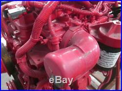 REMAN Cummins QSB 4.5 Diesel Powerplant 4.5L 163HP 4-Cyl. Generator Motor Engine