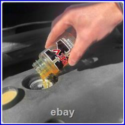 REV X Engine Oil Treatment (4) 4 oz For Powerstroke Cummins Duramax Turbo Diesel
