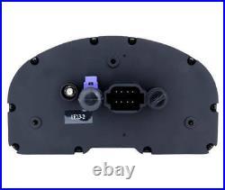 RacePak 250-DS-IQ3LD IQ3 Drag Racing Digital Dash Monitor With Data Logging