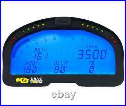Racepak 250-DS-IQ3D IQ3D Drag Racing Digital Dash Recorder