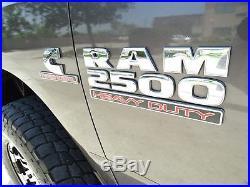 Ram 2500 Tradesman