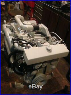 Rebuilt Cummins 5.9 Marine 6bta 250 HP Diesel Engine -can Help With Shipping