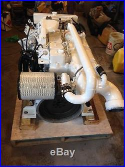 Rebuilt Cummins 6bta 260 HP Marine Diesel Engine We Can Help With Shipping