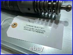 Set Of 6 Cummins Ism11 M11 N14 Diesel Engine Injectors 3080429 Oem