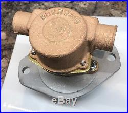 Sherwood M71 M70 Raw Water Sea Pump Cummins Diesel Engine 3907458 3912019