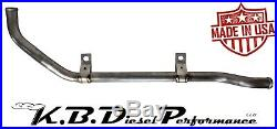 Stainless Coolant Tube for Kenworth T660 T800 CAT Cummins Turbo Diesel Engine