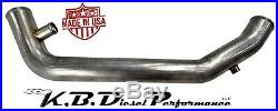 Stainless Coolant Tube for Kenworth T660 with Cummins ISX Turbo Diesel Engine
