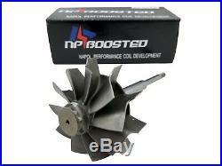Turbo Turbine Shaft & Exhaust Wheel for Cummins 5.9L Holset HX40 HX40W 10 Blade