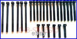 UPPER Gasket KIT Standard Head Gasket Set & BOLTS for Cummins 89-98 12V 5.9 6BT