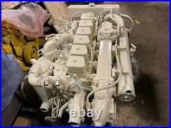 Used Cummins 6bta 315 HP Marine Diesel Engine Shipping Avail. See Video