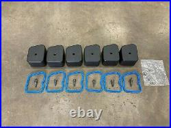 Valve Cover Set w / Seals & Hardware 1989-1998 12 Valve Dodge Ram Cummins Diesel