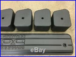 Valve Cover Set with Gaskets / Bolts 89-98 12 Valve Dodge Ram Cummins Diesel 5.9L
